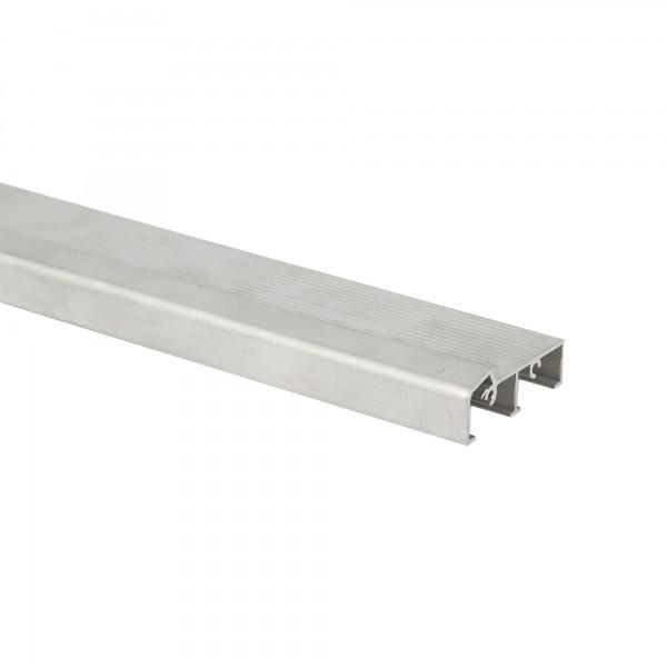 Prag aluminiu pentru profil de 60 mm